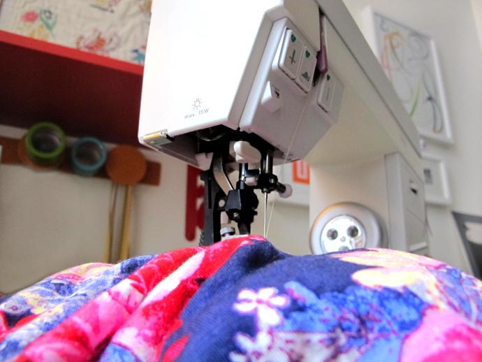 oonaballoona | pfaff 1171 sewing