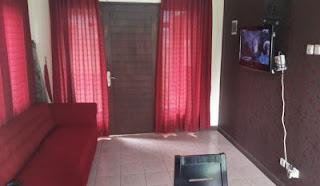 Ruangan Utama Villa Gue