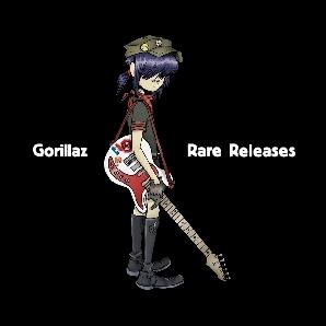 Gorillaz D-Sides - The Gorillaz Archive Blog