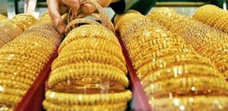 سعر الذهب في مصر اليوم الجمعة 9 سبتمبر 2016