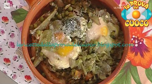 Acqua cotta di primavera ricetta Moroni da Prova del Cuoco