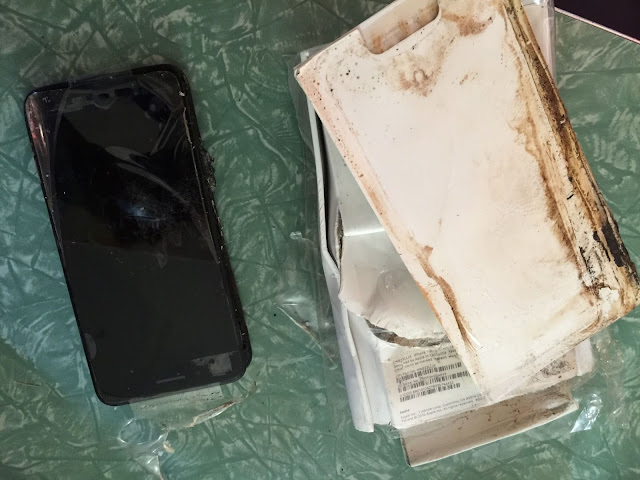 Ini sebabnya Apple tidak mau tanggung jawab terkait iPhone 7 plus yang meledak