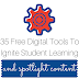 35 Free Digital Tools To Ignite Student Learning