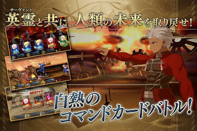 Fate/Grand Order v1.21.0 Apk for android