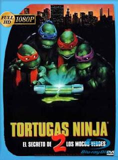 Las Tortugas Ninja 2 1991 HD [1080p] Latino [Mega] dizonHD