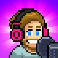 PewDiePie's Tuber Simulator - VER. 1.6.0 Unlimited (Bux/Knowledge/Views/Subs/Xp) MOD APK