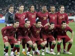 timnas portugal euro 2012