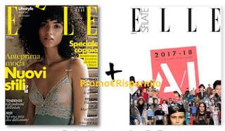 Logo Elle : nuova copia omaggio + Elle Sfilate