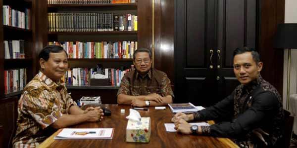 Pertemuan Prabowo-SBY Dinilai akan Berefek Besar