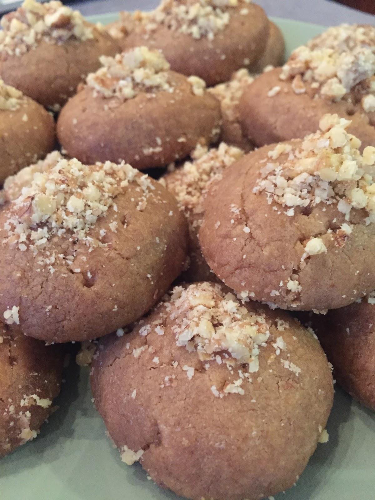 Melomakarona Traditional Greek Christmas Biscuits Greeklish