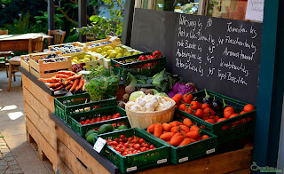Gemüse und Obst