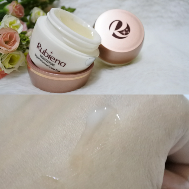 Rubiena Brightening Series - Day Cream