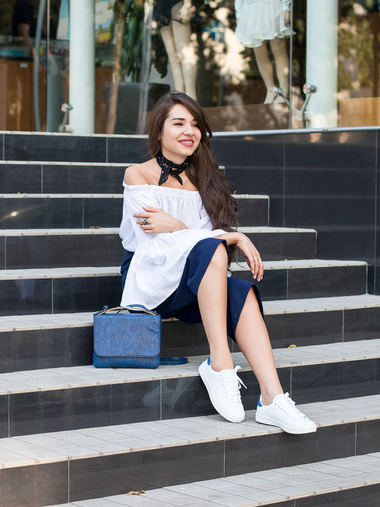fashion-blogger-diyorasnotes-white-off-shoulder-top-shein-culottes-white-sneakers