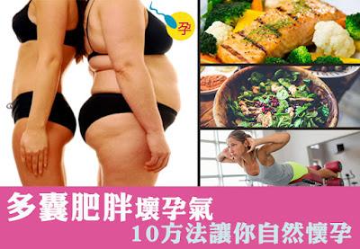 多囊肥胖減肥