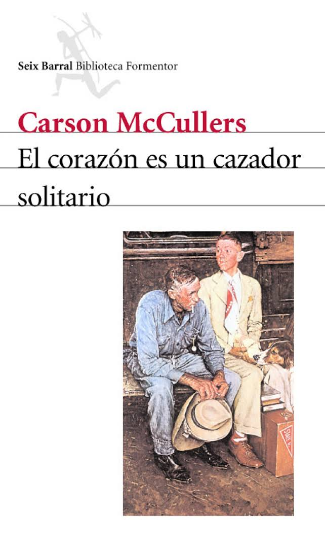 a description of carson mccullers as very strong minded person