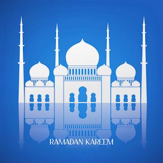 Sambut Ramadhan 1438 H, Download Segera Background Ucapan Ramadhan Kareem