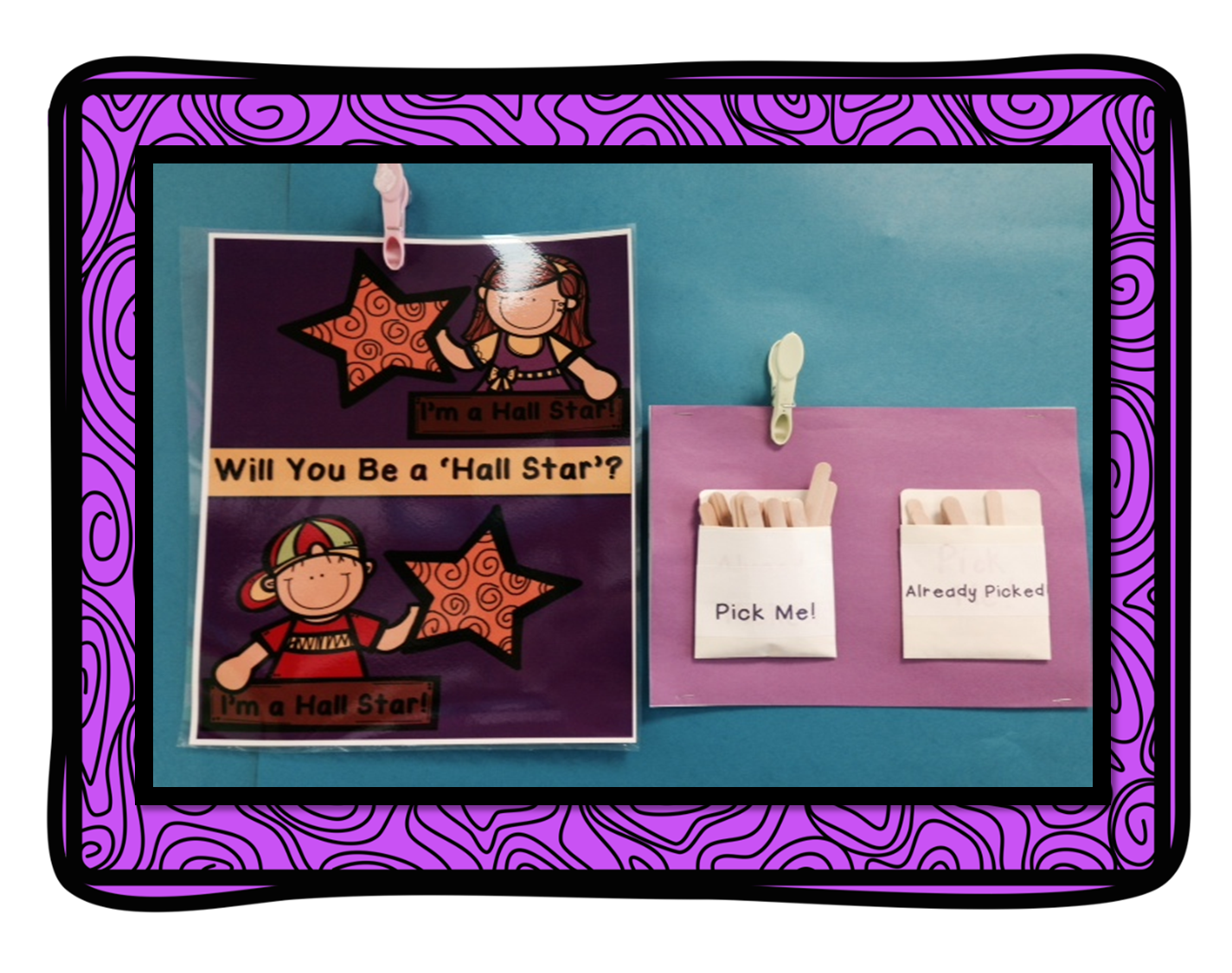 http://www.teacherspayteachers.com/Product/Hall-Stars-A-Behavior-Management-System-1387222