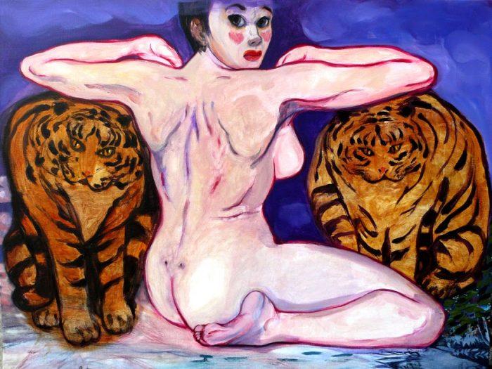 Реальность, время, искусство. Virginia Patrone