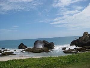 pantai marina lamsel