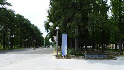 花博記念公園鶴見緑地 入口