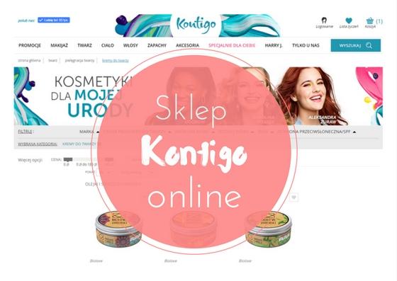 Internetowy sklep Kontigo - już jest! Zrób zakupy Online