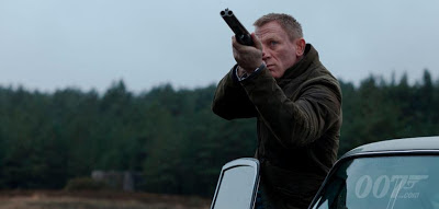 Daniel Craig as James Bond Skyfall
