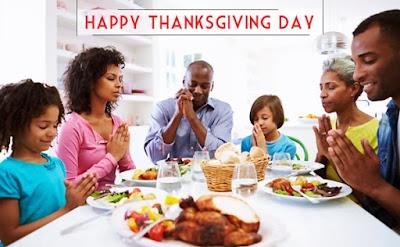 Thanksgiving Prayer 2017