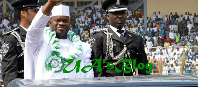 Bye Bye To Yahaya Bello, As PDP Set To Take Over Kogi State From The 'Failed' APC Governor