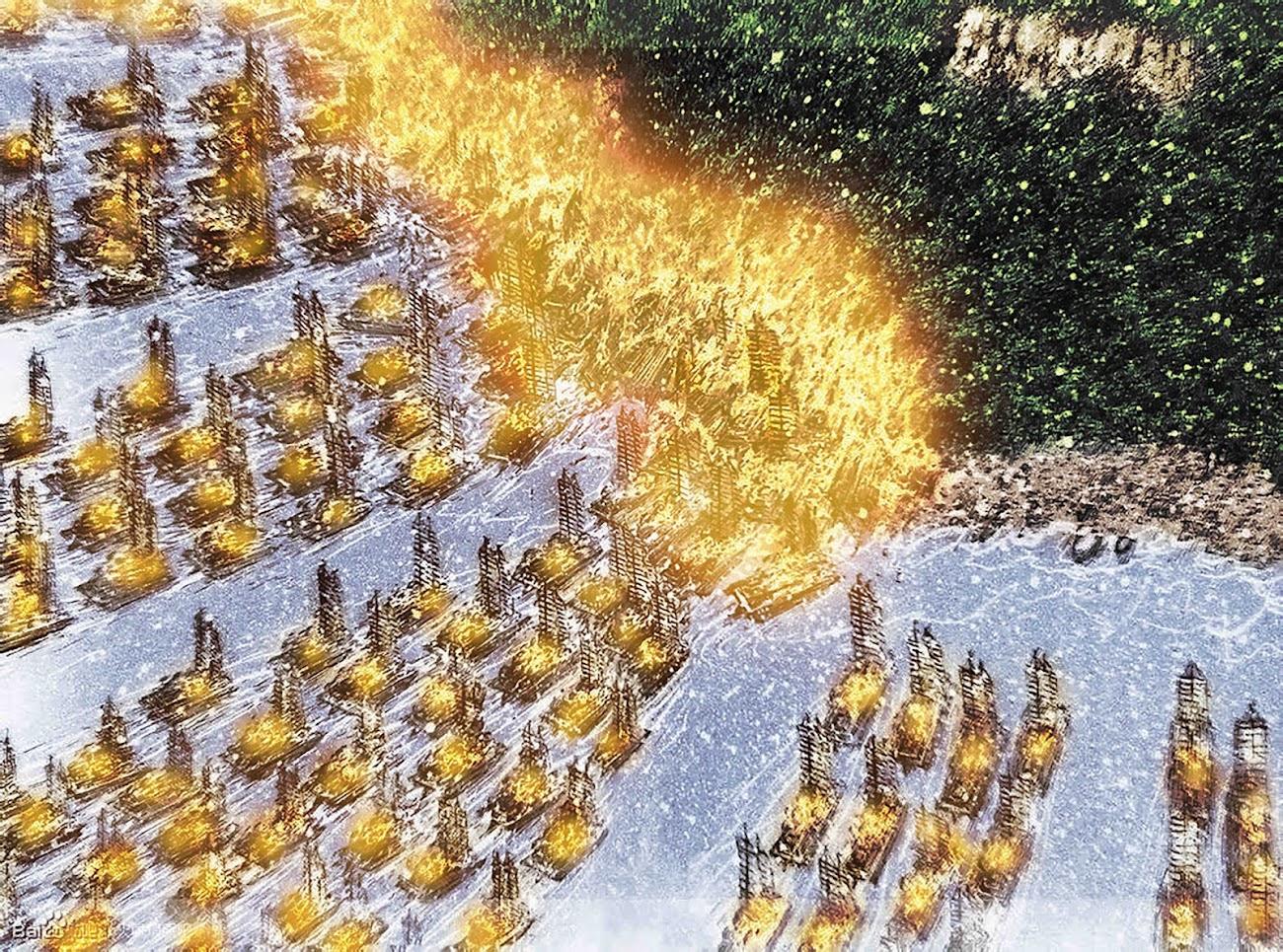 Hỏa phụng liêu nguyên Chương 422: Đệ nhị luân hỏa [Remake] trang 21