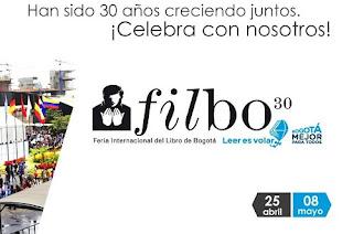 FERIA INTERNACIONAL DEL LIBRO DE BOGOTÁ 2017