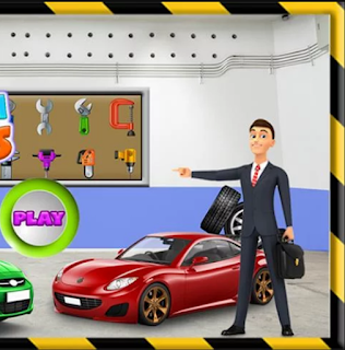 Car Showroom Business game – Vehicle builder fun