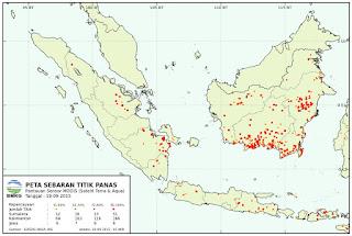Banda Aceh Diguyur Hujan, Kabut Asap Mulai Menipis