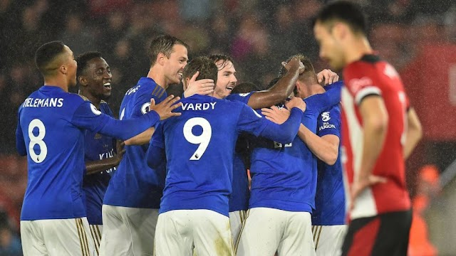 Leicester smash Southampton 9-0, set Premier League record (Video)