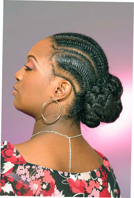 Miraculous 21 African American Fishtail Braids Hairstyles 2017 Ellecrafts Hairstyle Inspiration Daily Dogsangcom