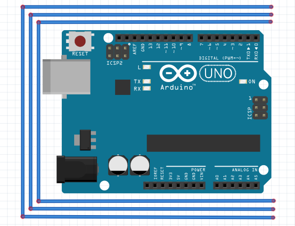 Arduino addiction program uno in c language