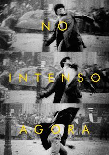 Póster de 'No intenso Agora', ganadora del 'Atlántida Film Fest' 2018