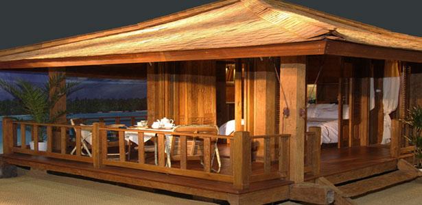bungalow minimalis
