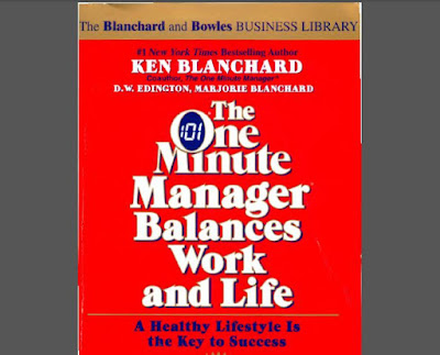 [Ken Blanchard, Marjorie Blanchard, D. W. Edington] The One Minute Manager Balances Work and Life English Book in PDF