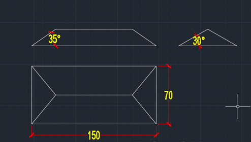 Cara Mudah Menggambar Atap 3 Dimensi Di AutoCAD
