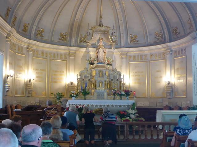sanctuaire du Cap de la Madeleine Québec