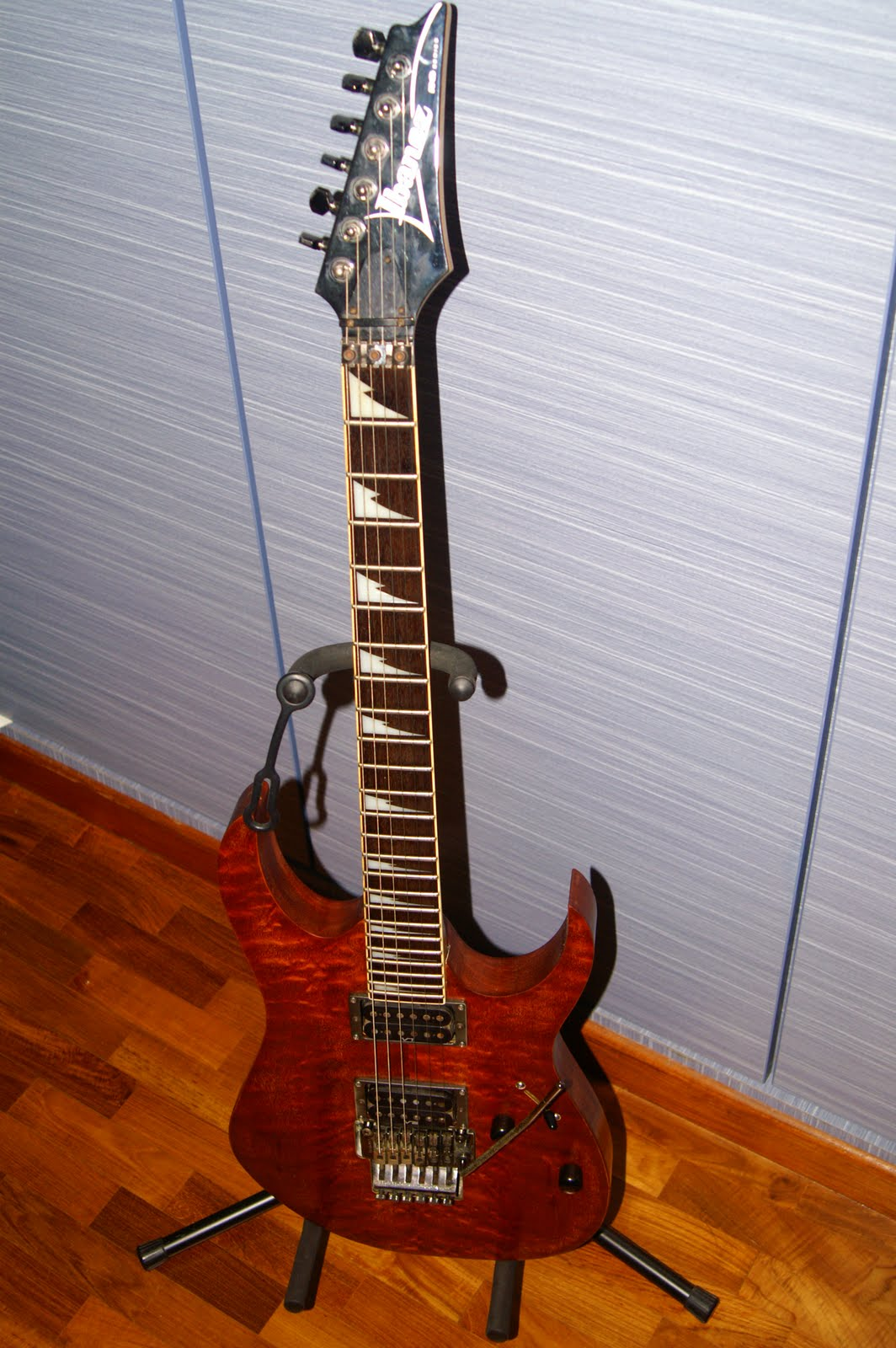 ザギターオタク The Guitar Otaku Ibanez Rg 5 270dx Frankenstein
