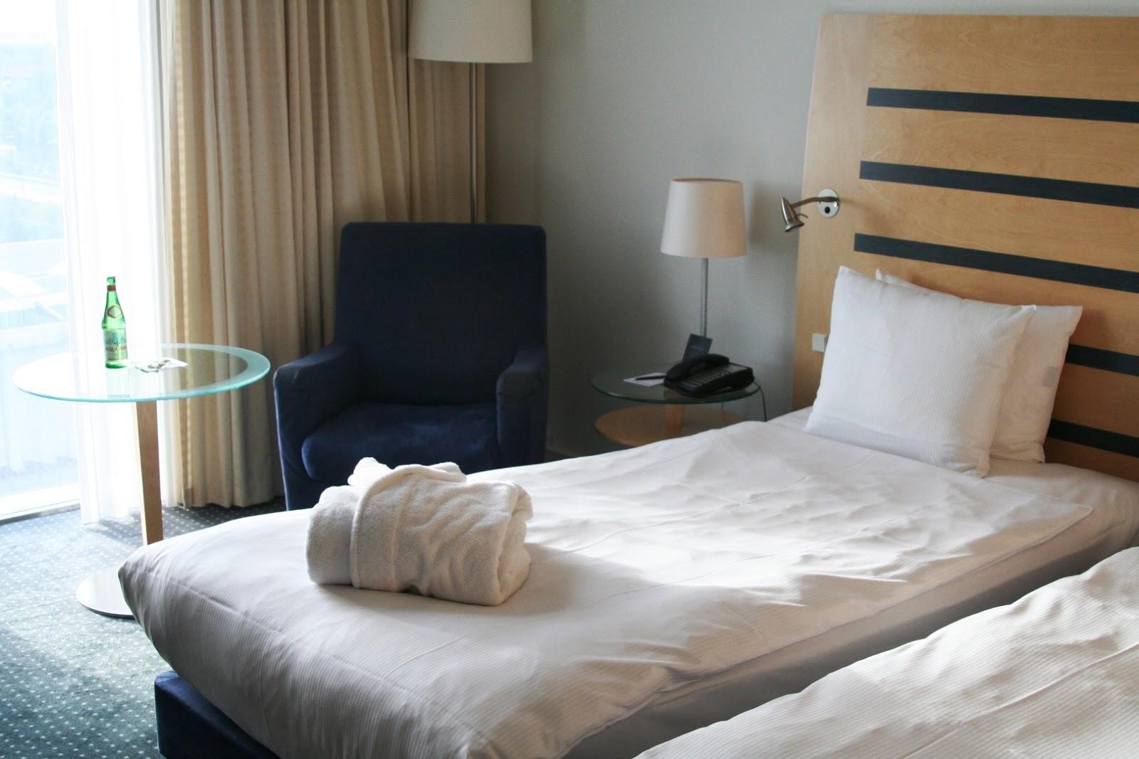 Hilton Copenhagen Airport Kopenhaga bed