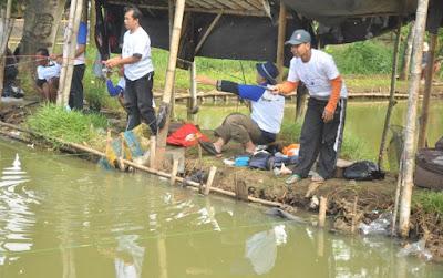 TERBARU Umpan Jitu Ikan Mas Di Air Yang Keruh