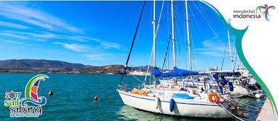 Wonderful Sail Sabang dihadiriMenpar dan Wapres