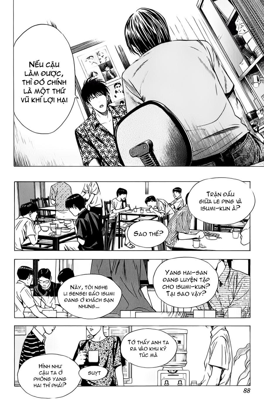 Hikaru No Go hikaru no go chap 134 trang 19