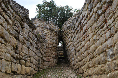 35,000 tourists to visit Peru's Kuelap fortress in 2011