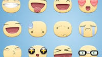 Commentare su Facebook con adesivi (le emoticon grosse)