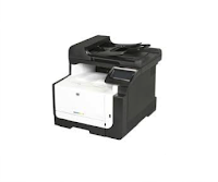 Printer Driver HP LaserJet CM1415fnw