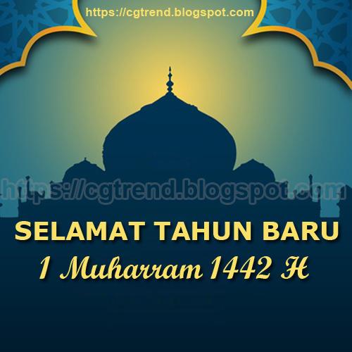 Kalender Islam Tahun Hijriyah 1442 2020 2021 Trending Topic
