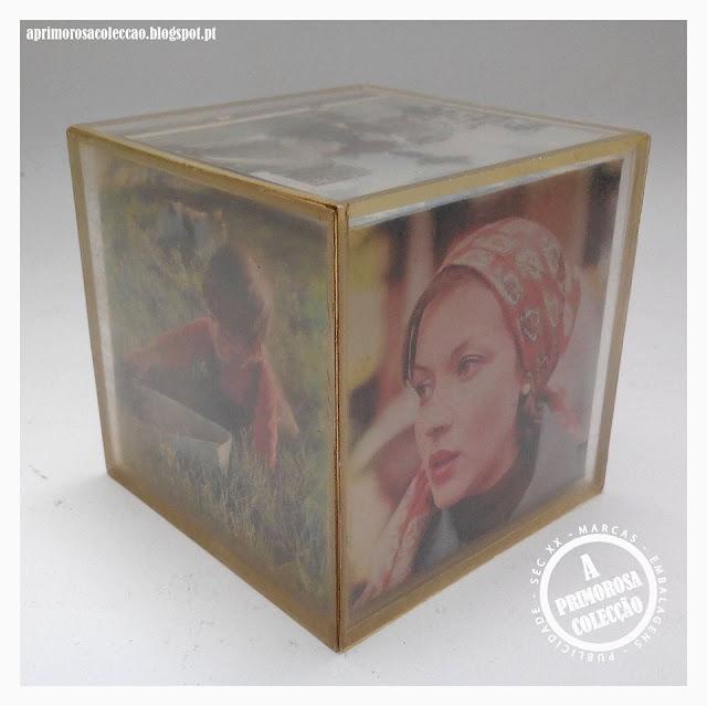 ... dos Cubos Moldura de fotos